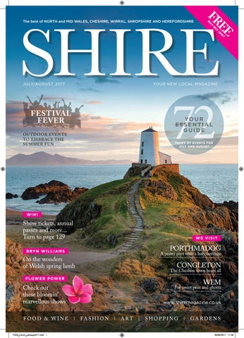 5c0adf89e Shire Magazine July-August 2017 by Superstar Publishing - issuu
