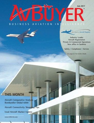 AvBuyer Magazine July 2017 by AvBuyer Ltd. - issuu