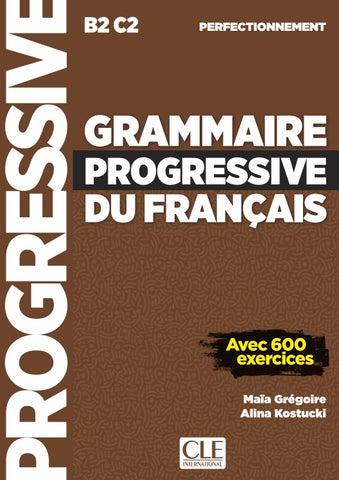 Francais conjugaison progressive pdf du
