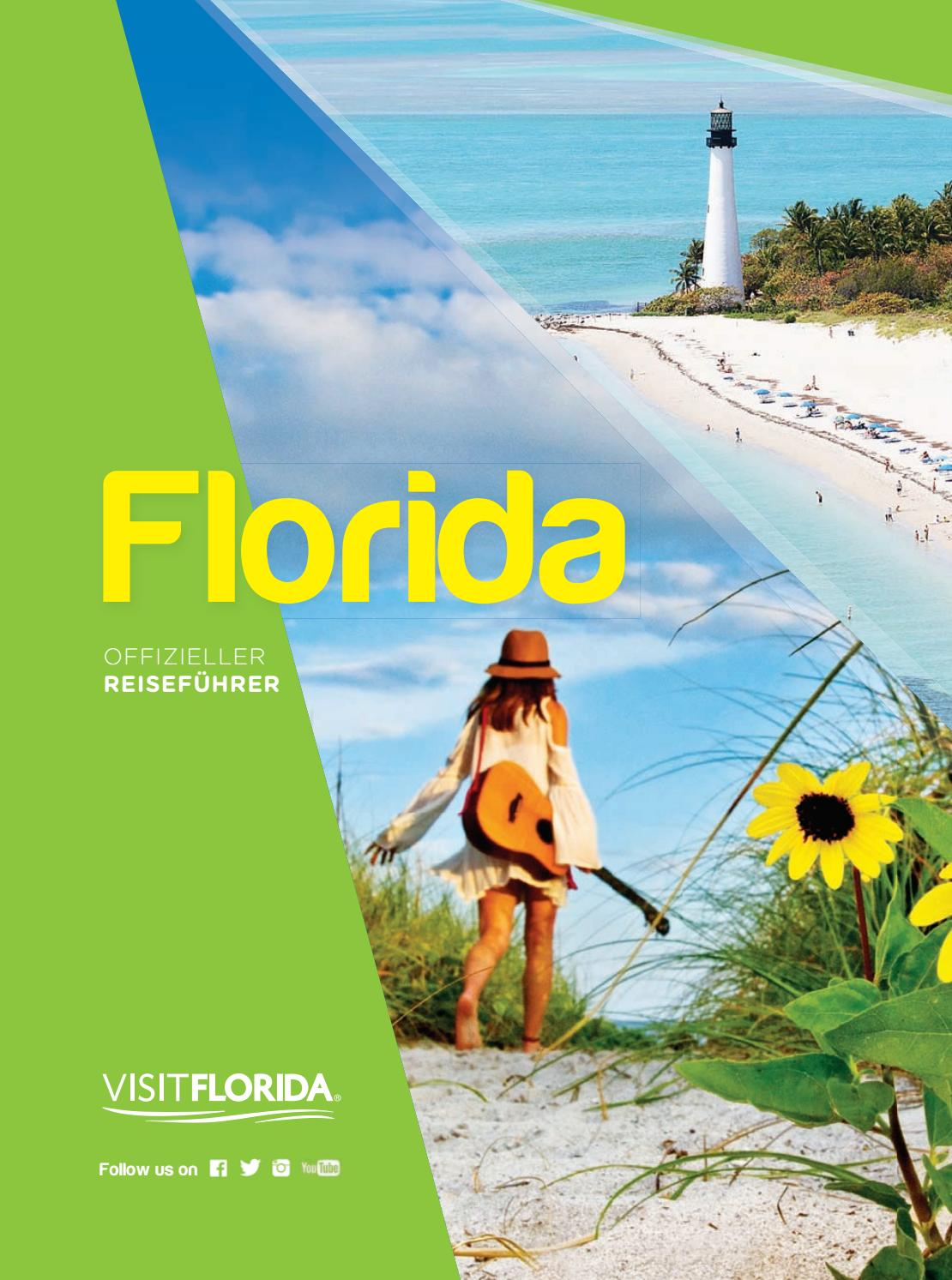 Florida Official Travel Guide 2017 German by BMI Publishing Ltd - issuu