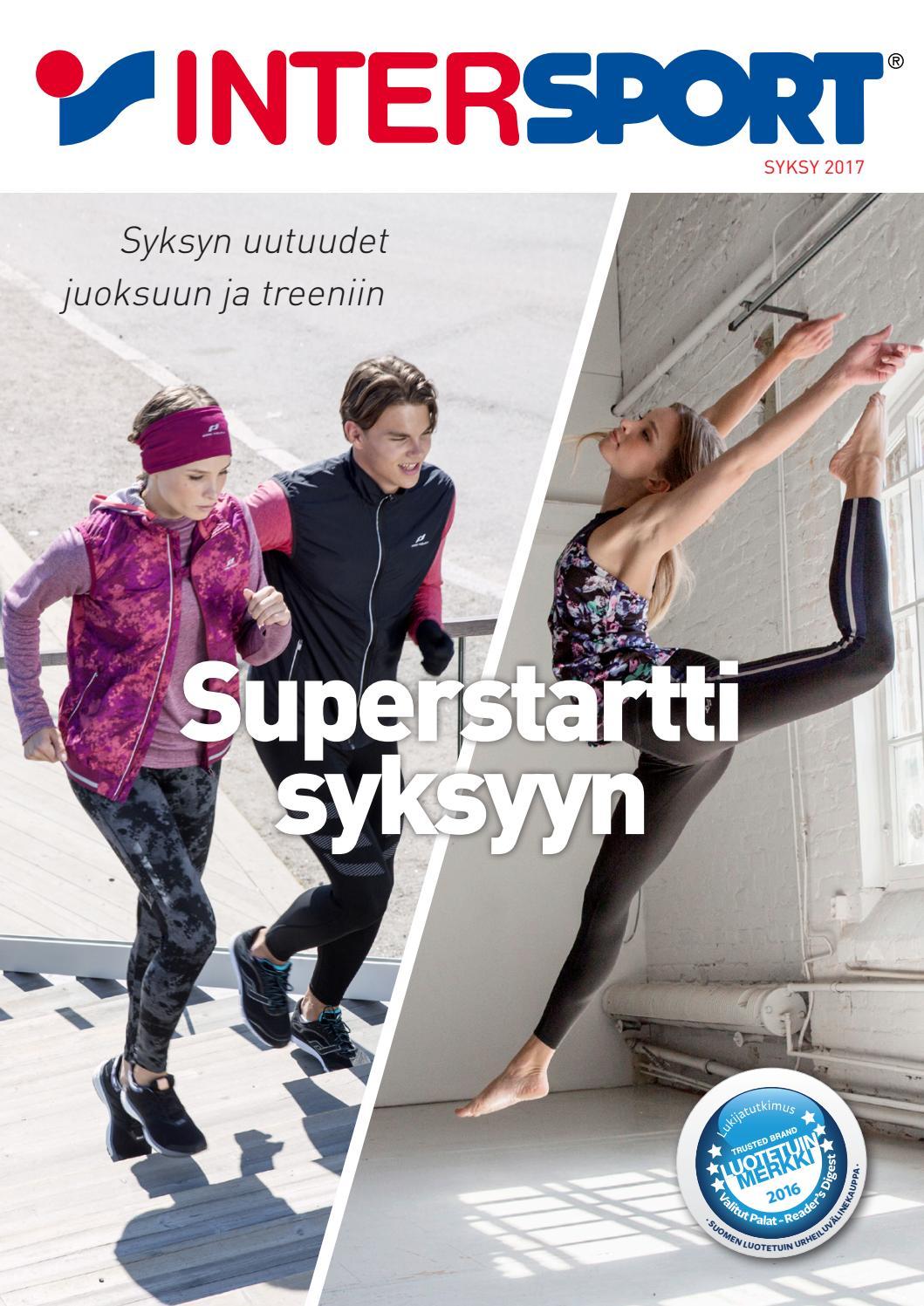 c97a546d3c949 Superstartti syksyyn   Juoksu ja treeni by Intersport Finland - issuu