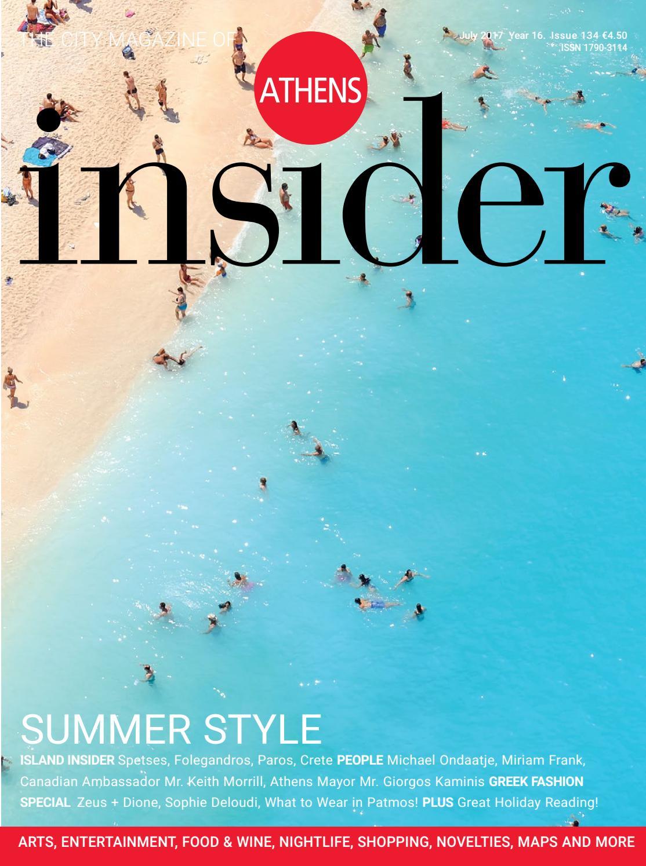 Insider 134 July 2017 by Insider Publications - issuu