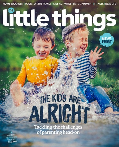 The Little Things Magazine Issue 05 by The Little Things Magazine