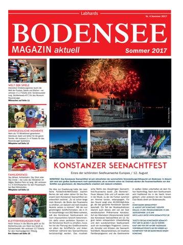 attraktiver Preis Neueste Mode außergewöhnliche Auswahl an Stilen und Farben Bodensee Magazin aktuell 04/2017 by Labhard Medien - issuu