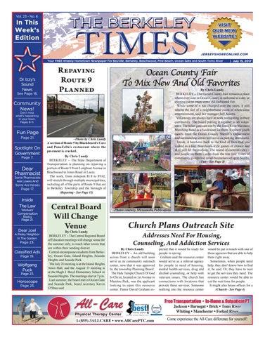 2017 07 15 The Berkeley Times By Micromedia Publicationsjersey