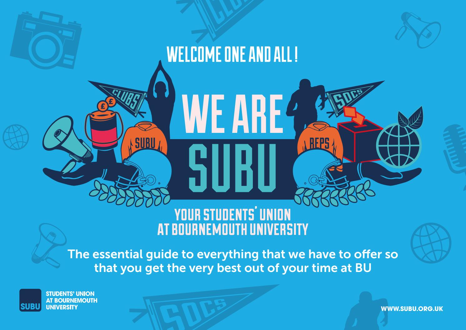 We Are SUBU