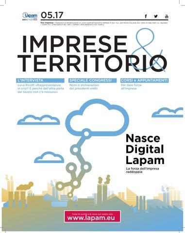 39792c3533 Imprese e Territorio - Luglio 2017 by Lapam Confartigianato - issuu