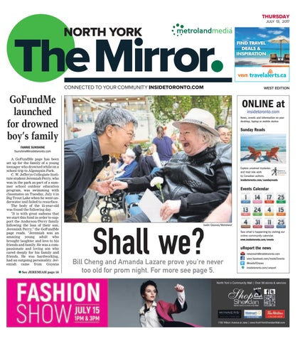 The north york mirror west july 13 2017 by the north york mirror page 1 fandeluxe Image collections