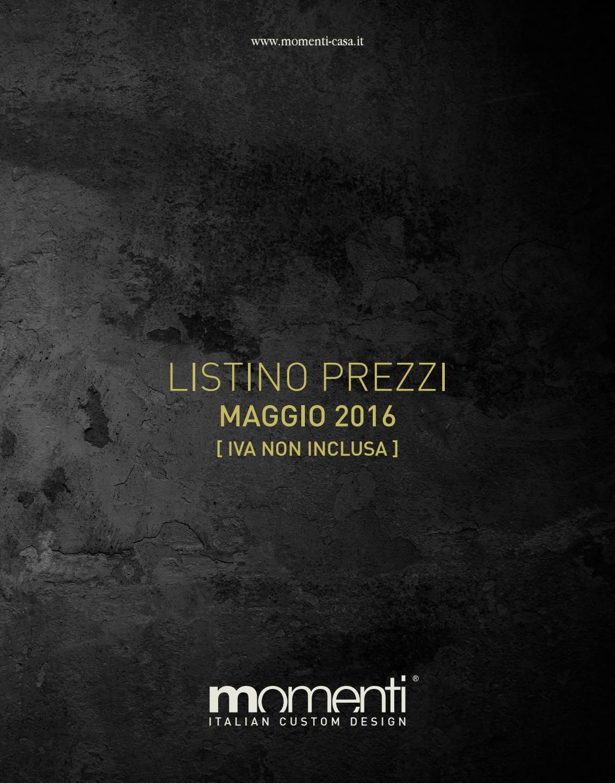 01 listino prezzi momenti 2016 by lime walk - issuu