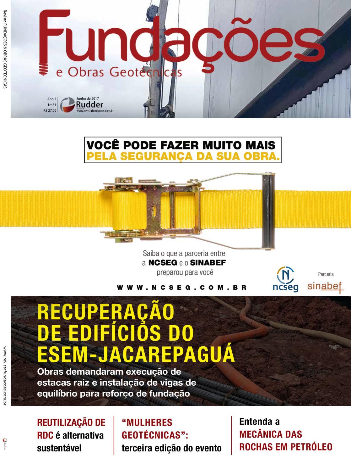 4a98a8ec5 Revista Fundações Ed.81 by Revista Fundações - issuu