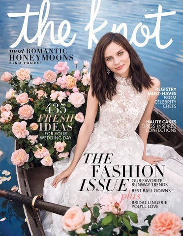 560149603d6 The Knot Fall 2017 by The Knot - issuu