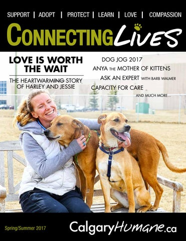 Connecting Lives S/S 2017 by Calgary Humane Society - issuu
