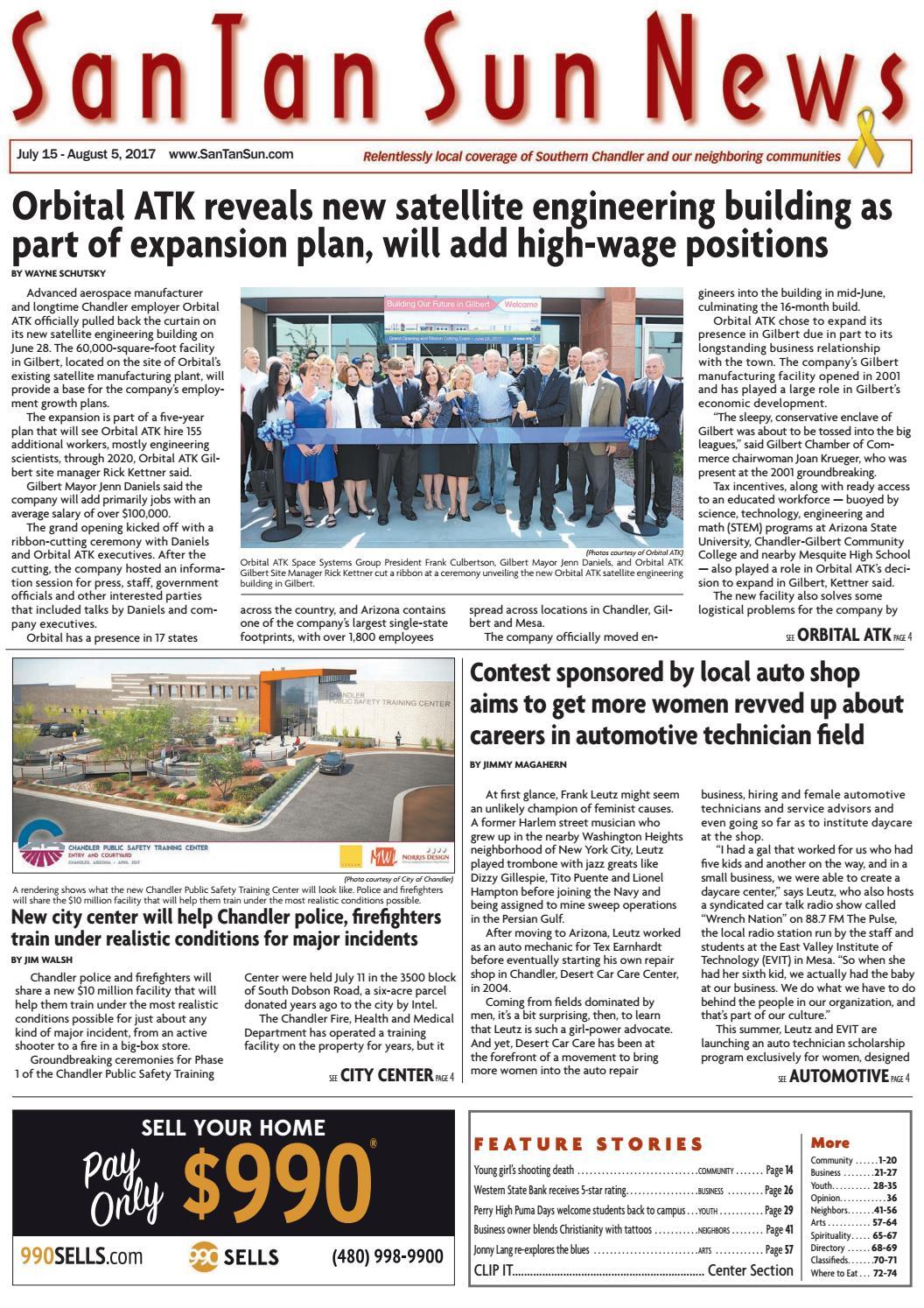 Santan Sun News July 15 2017 By Times Media Group Issuu