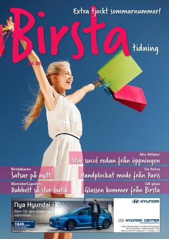 c873bbb3295 Birsta tidning nr 6 2017 by MediaInvest i Timrå AB - issuu