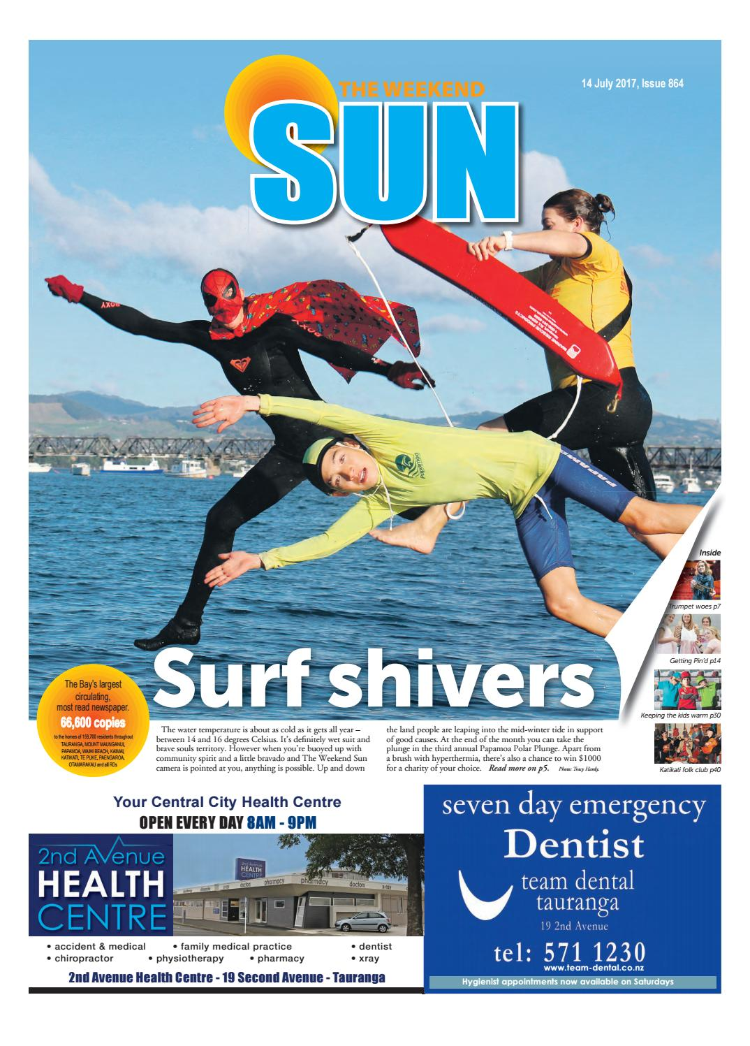 The Weekend Sun 14 July 2017 By Sunlive Issuu