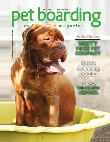 Pet boarding and daycare july august 2017 by barkleigh issuu page 1 solutioingenieria Gallery