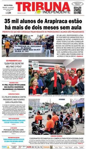 3c2505aade1 Edição número 2939 - 14 de julho de 2017 by Tribuna Hoje - issuu