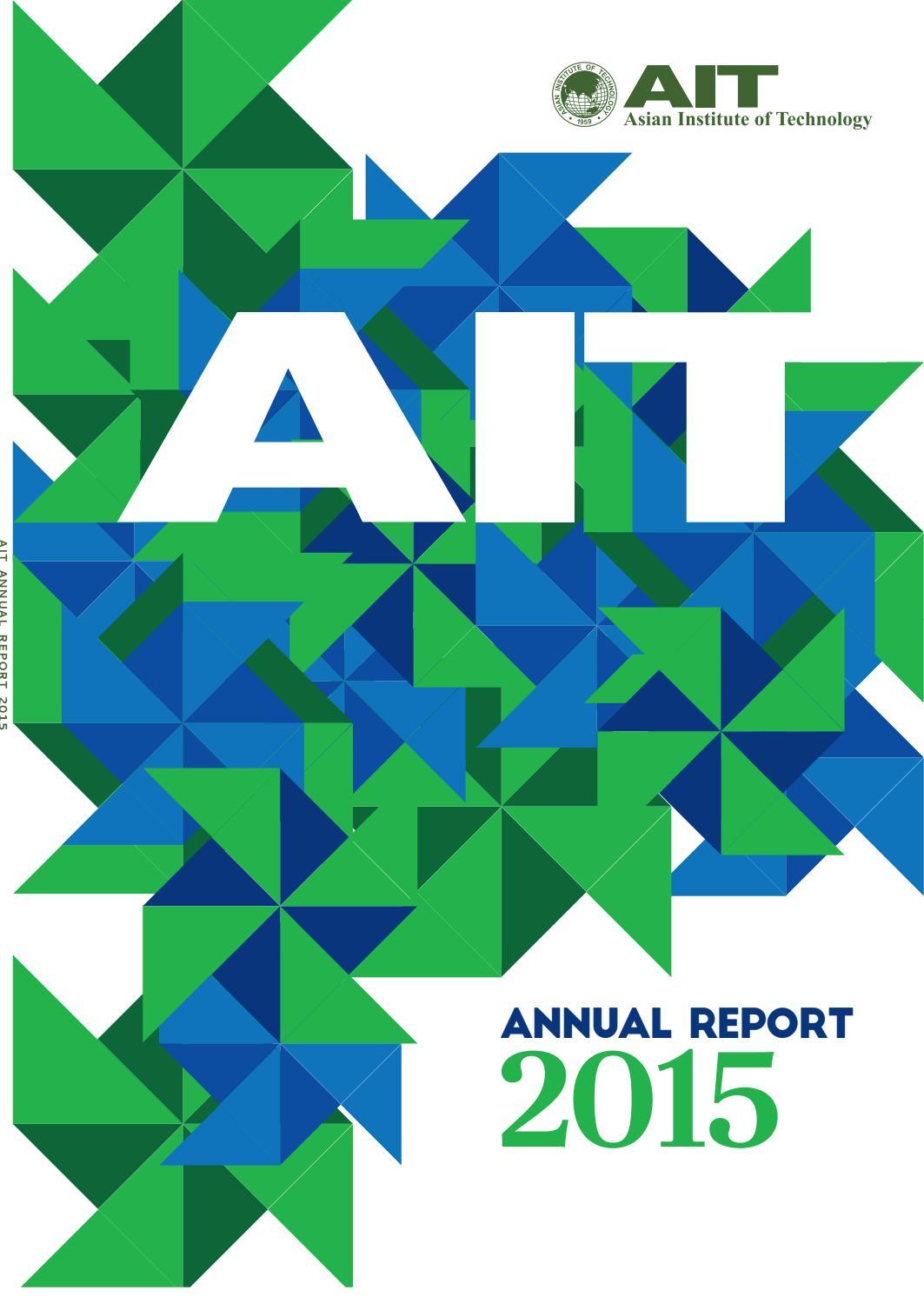 Annual report2015 by Derek Brown - issuu