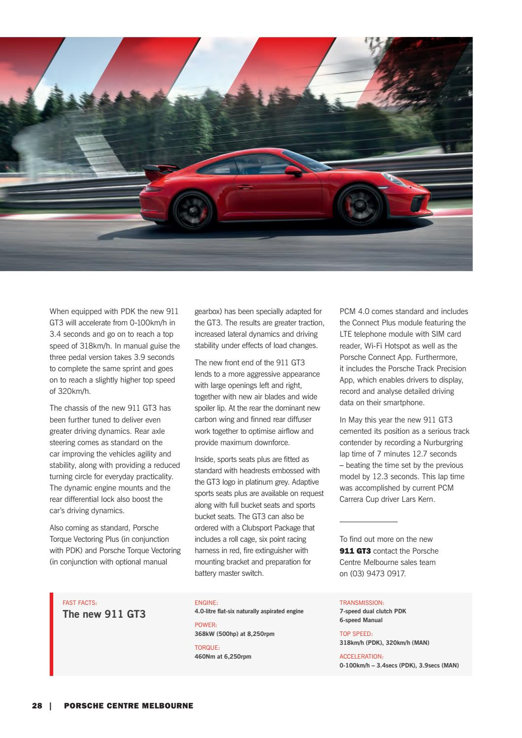 Porsche Torque Magazine – Issue 2 by Struck and Spink - issuu