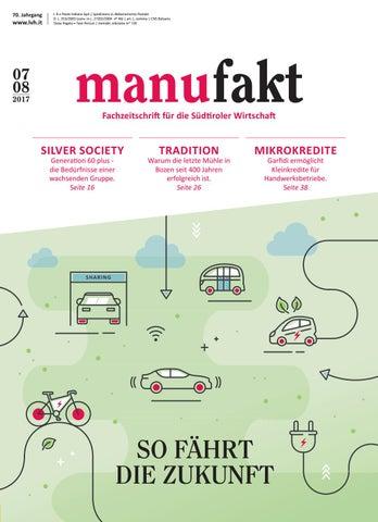 manufakt, JuliAugust 2017 by Margareth Bernard issuu