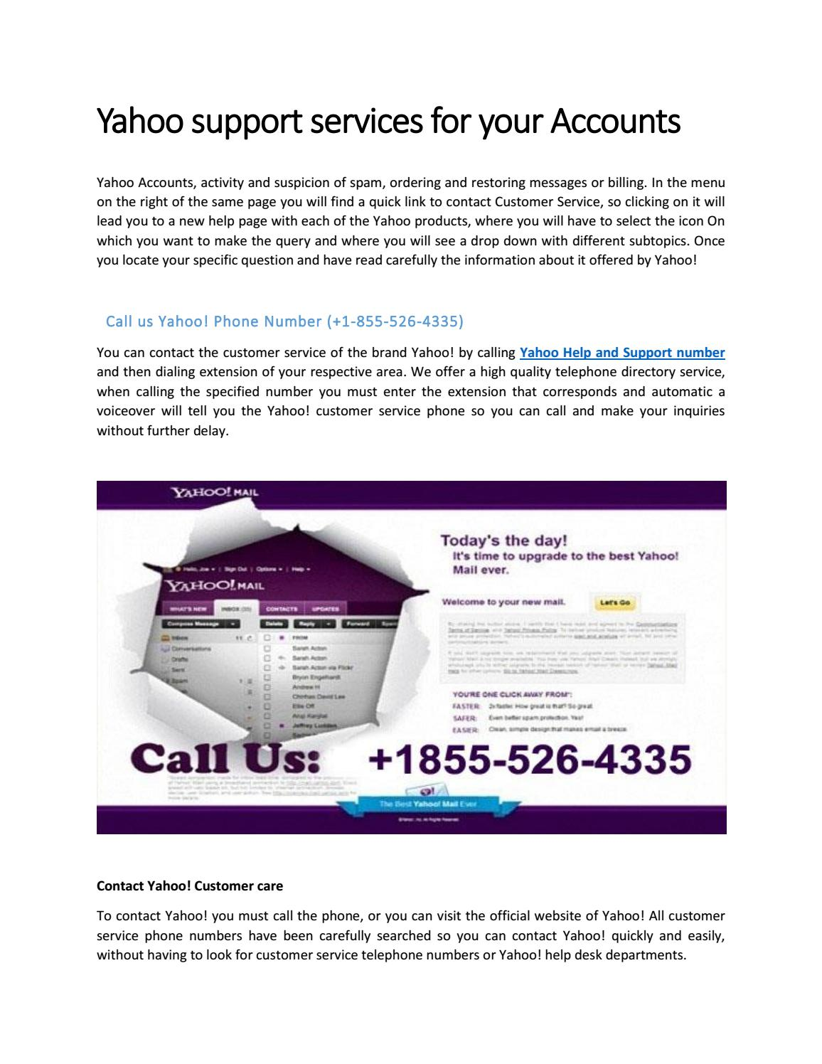 How To Rectify Error In Yahoo Mail Account And Fix Them ? By James   Issuu