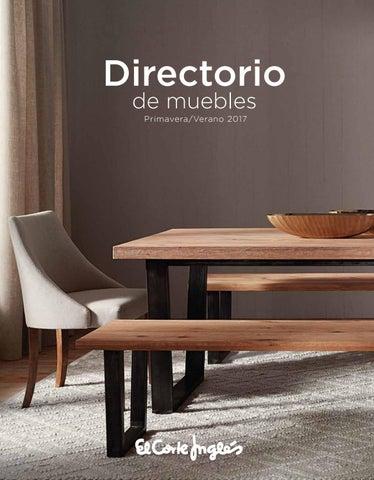 Muebles El Corte Inglés by Ofertas Supermercados - issuu