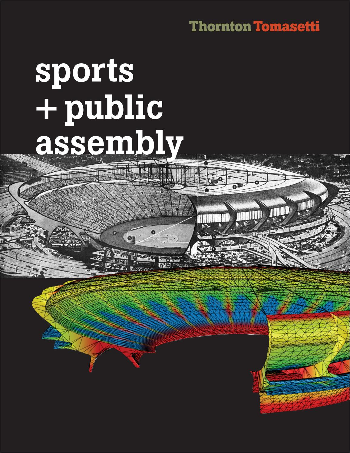 Sports Public Assembly By Thornton Tomasetti Issuu