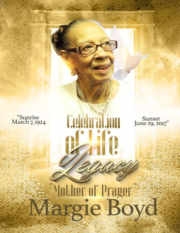 Obituary Final By Lakeya Johnson Issuu