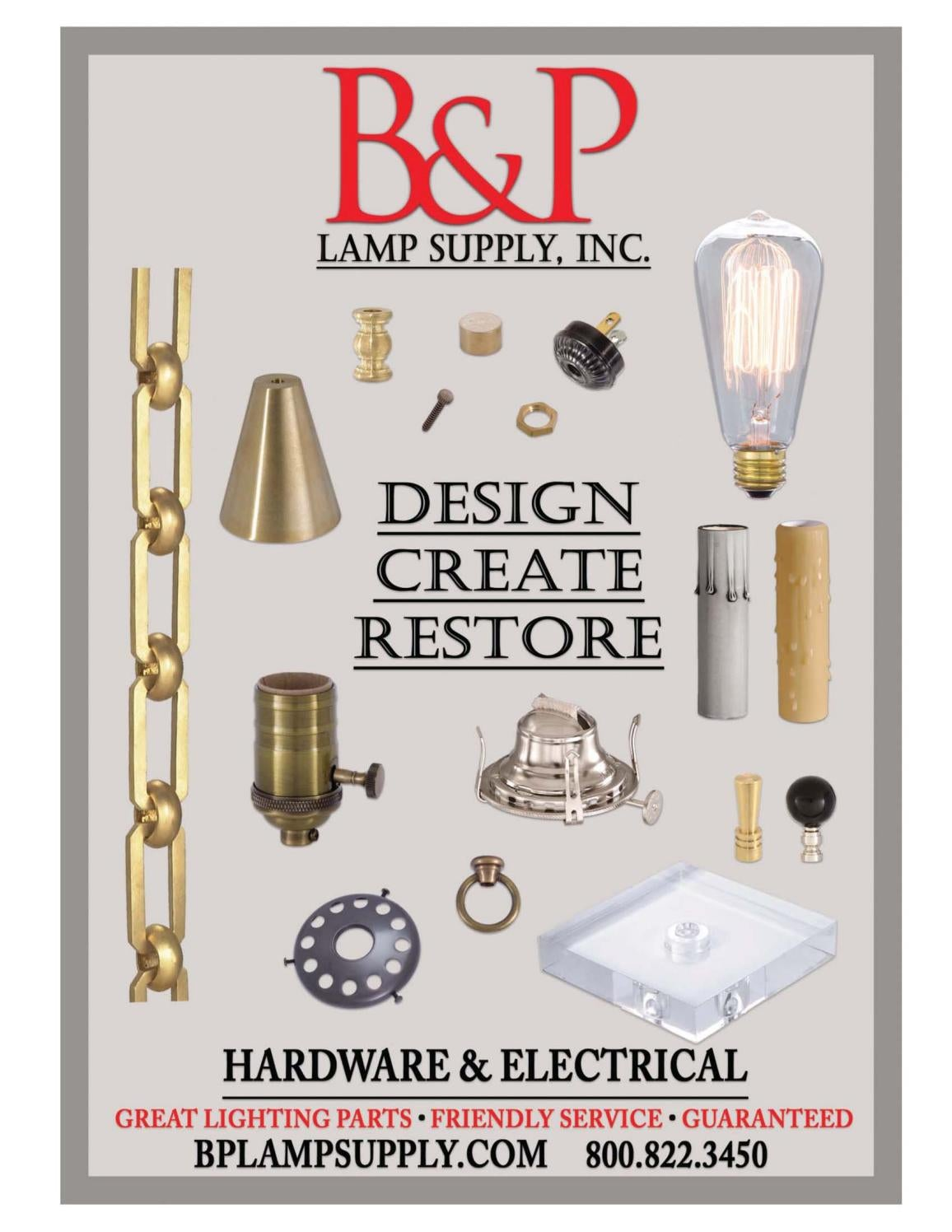 B P Lamp Supply Inc Hardware