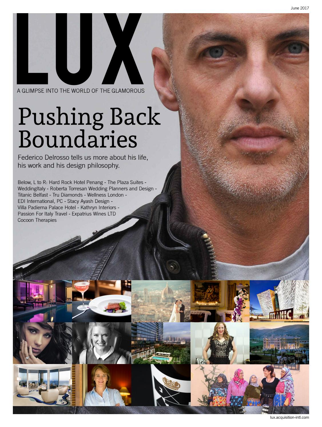 2455d4e4b065 LUX June 2017 by AI Global Media - issuu