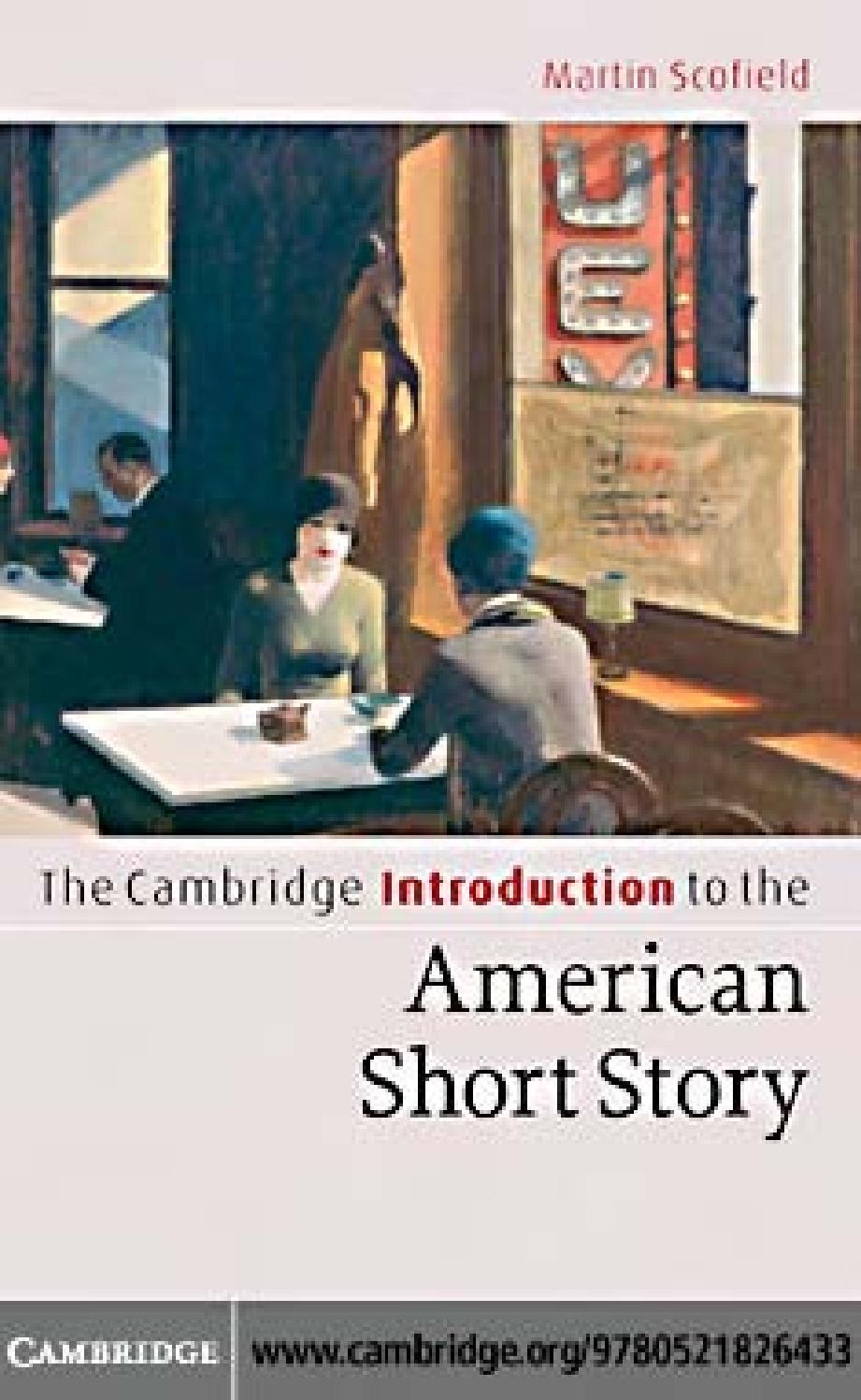 American Short Story By M Saeed Qasim Issuu