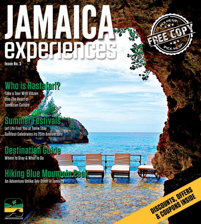 Jamaica experiences digital newspaper issue 3 by JamaicaExperiences