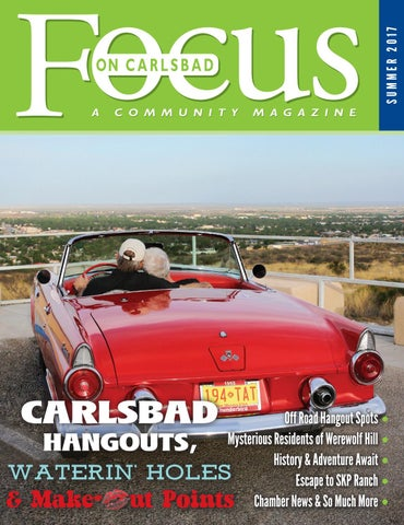 Ford Town Carlsbad Nm >> Focus On Carlsbad Summer 2017 By Focusnm Com Issuu