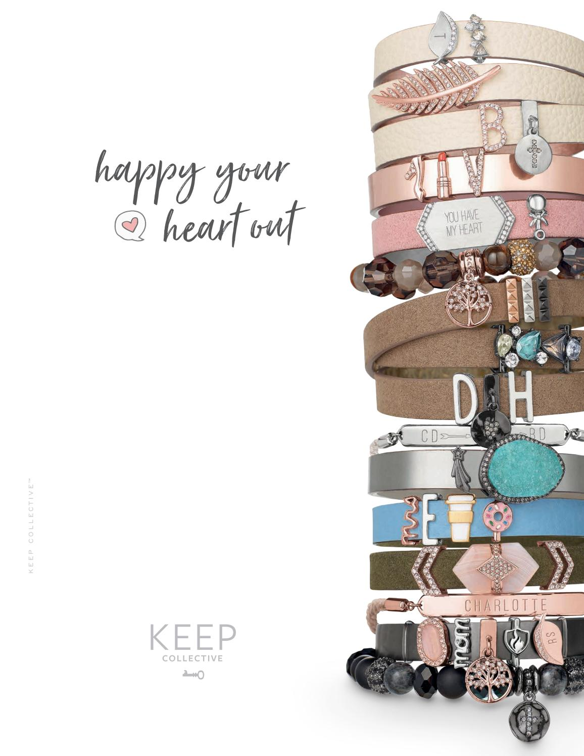 Jewelry & Watches Hearty 33 Piece Keep Collective Jewelry Set At All Costs