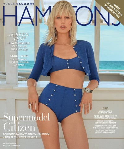 d086c27002 Hamptons - 2017 - Issue 4 - 7-14-2017 (Summer Living) - Karolina ...