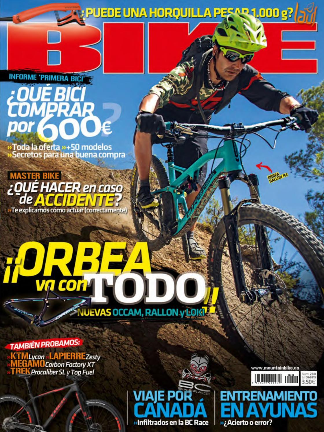 Bike españa 280 agosto 2015 by bruss7 - issuu