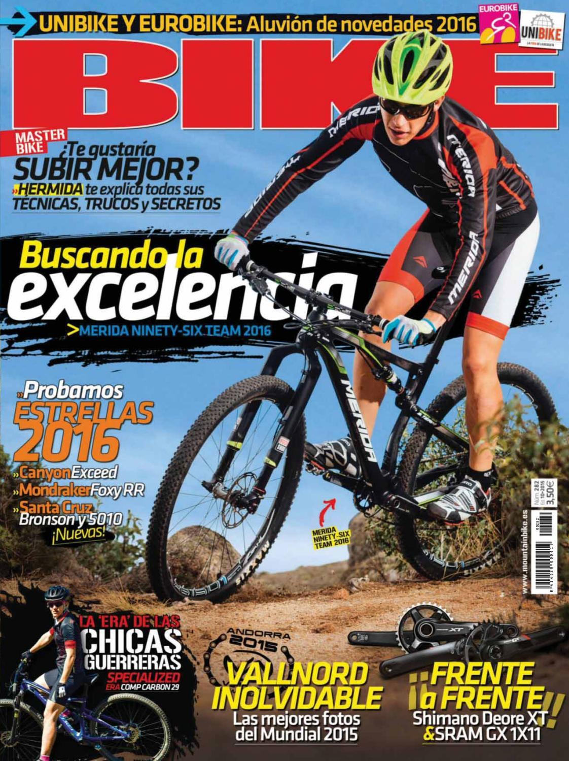 Bike españa 282 octubre 2015 by bruss7 - issuu