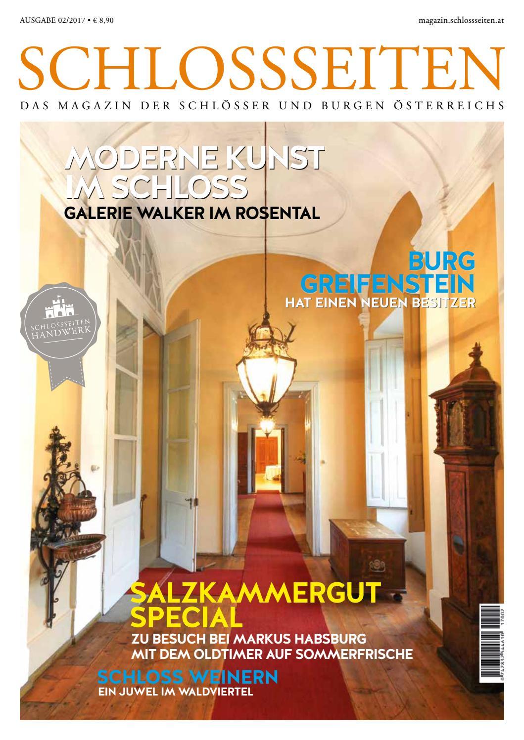 Schlossseiten Magazin 02/2017 by Schlossseiten - issuu