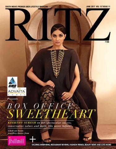 9ae1defb06 Ritz june 2017 by RITZ MAGAZINE - issuu