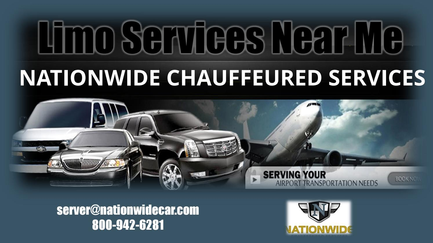 Limo service near me by Nationwidecar - issuu