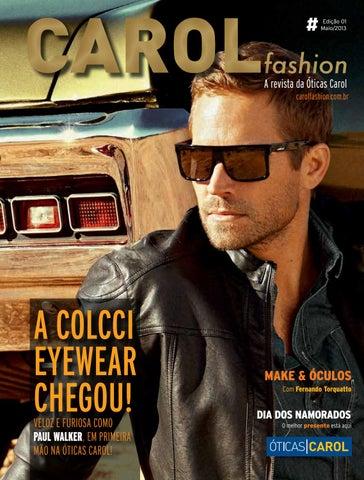 Revista Carol Fashion   Edição 01 by Diego Baptista - issuu 158074a761