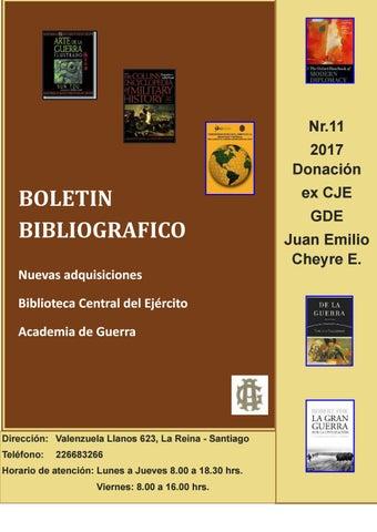 Boletin 11 2017 by bibacague issuu page 1 malvernweather Images