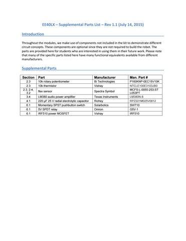 Ee40lx supplementalparts p by Boyvanss Nagassa - issuu