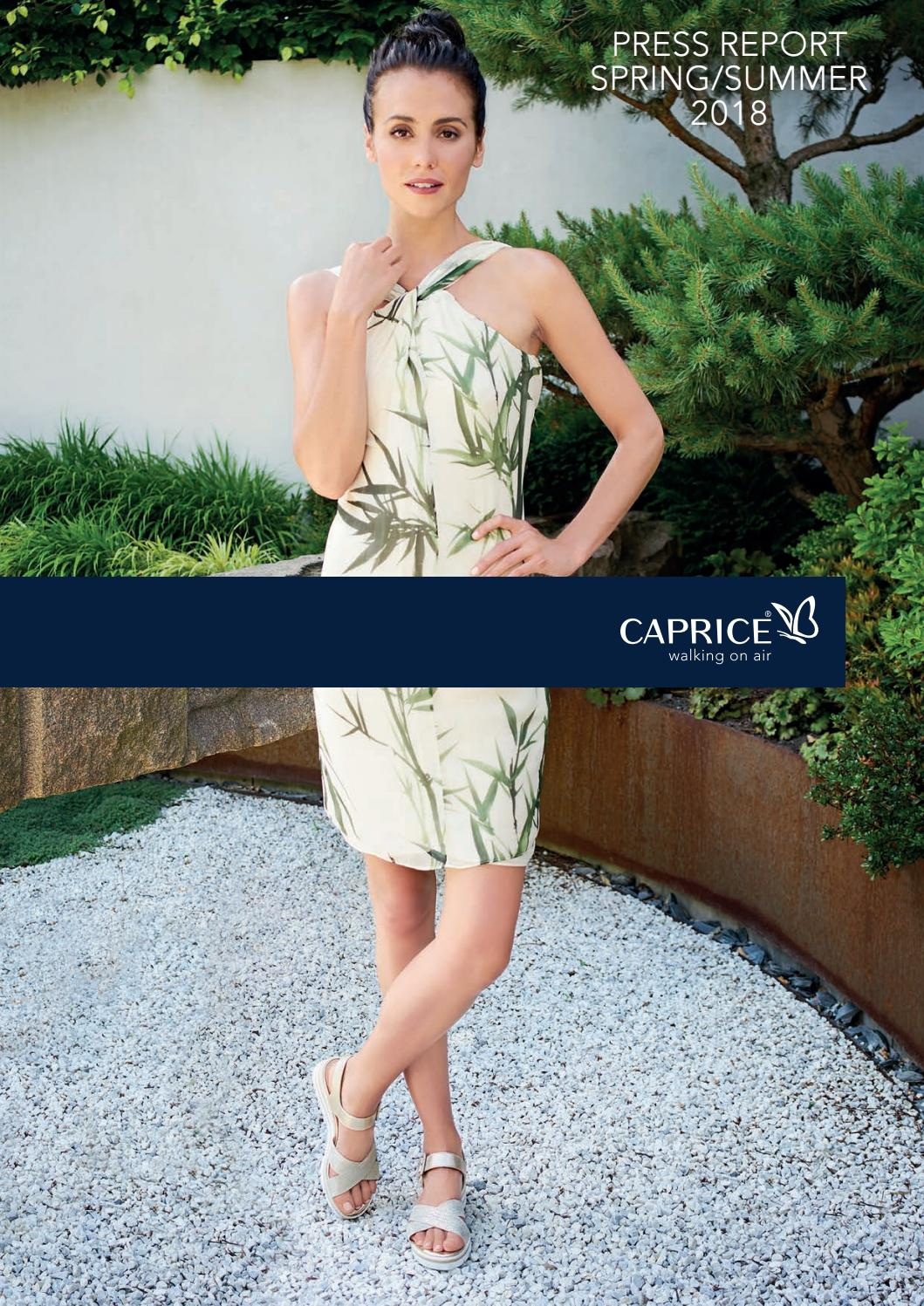 new product 75c47 5c069 Caprice SS18 Collection Report by CIM Online LTD - issuu