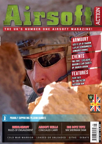 be481767be8 Issue 35 - May 2014 by Airsoft Action Magazine - issuu