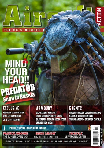 Issue 67 - November 2016 by Airsoft Action Magazine - issuu