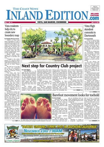 Inland edition, july 14, 2017