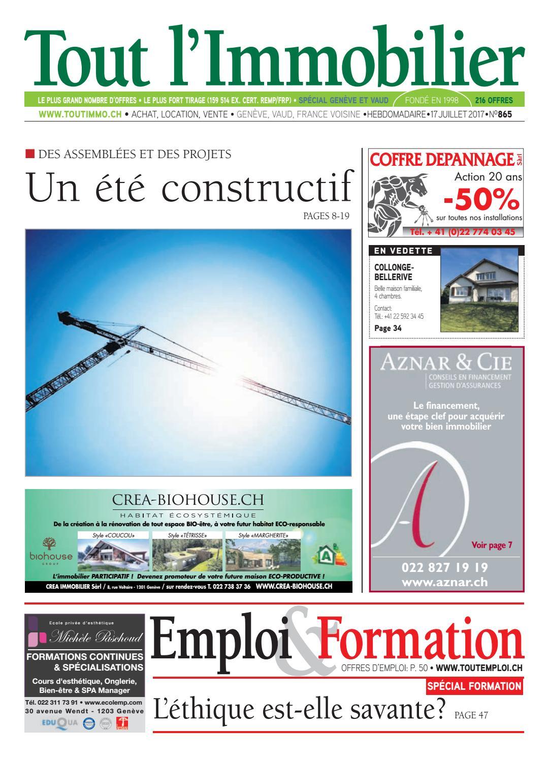 Salle De Bain Brico Depot Carpiquet ~ Tout L Immobilier Tout L Emploi Et Formation Du 17 07 17 By Tout L