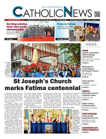 Catholic News issue 11, 2017 by CatholicNews - issuu