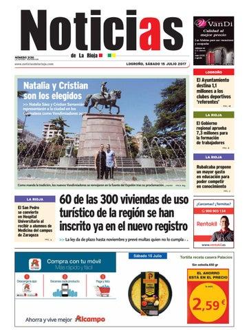 0f3fe62b4965 15 07 2017 by Noticias de La Rioja - issuu
